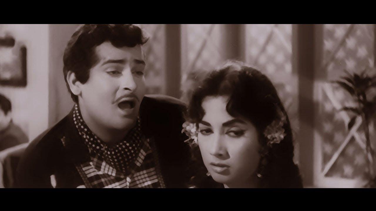 Download Baar Baar Dekho Hazaar Baar Dekho 4K | Shammi Kapoor | Mohammed Rafi | Bollywood Classic Song In 4K