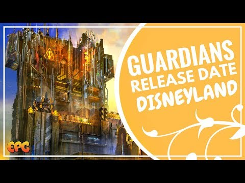 DISNEYLAND GUARDIANS OF THE GALAXY BREAKOUT RIDE RELEASE  | GROOT MEET & GREET