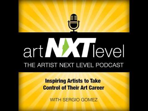 110. Artist Ray Beldner talks about why he started stARTup Art Fair and what it can do for...