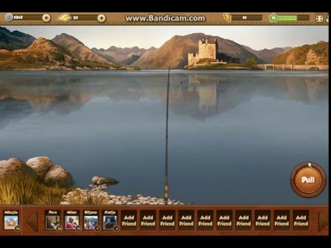 Fishing world catching legendary fish comet youtube for Fish world on facebook