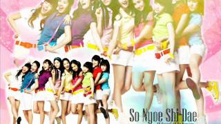 beautiful Restriction of SNSD