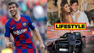 This video is about sergi roberto lifestyle 2020. family consists of father and mother a sister. bought house in barcelona,...