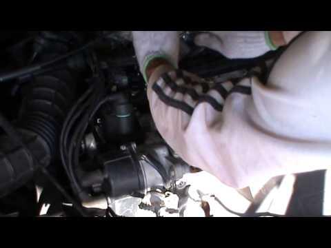 Honda camshaft seal cap replacement