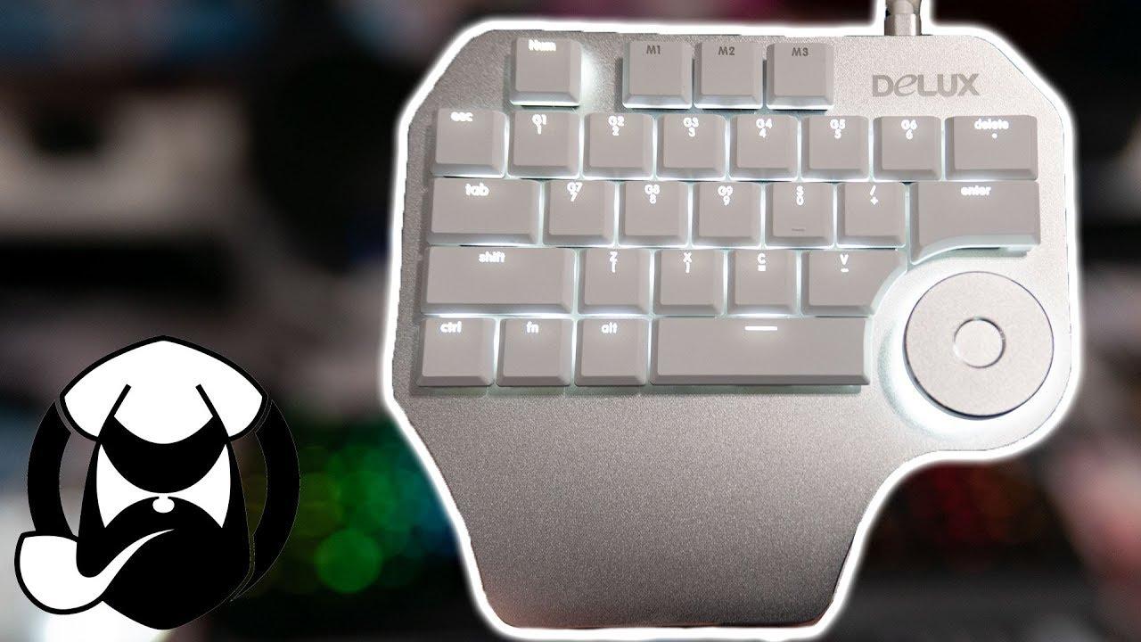 T11 Designer Keypad By Deluxe Youtube