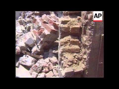 Pakistan - Bomb Blasts Kill Eight