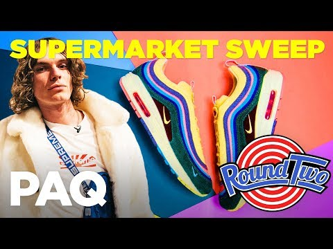 Hypebeast Supermarket Sweep at Round Two ft. Blazendary | PAQ EP #27 | A Show About Streetwear