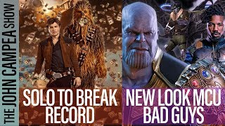 Video Marvel's New Commitment To Villains, Solo Looks At Box Office Record - The John Campea Show download MP3, 3GP, MP4, WEBM, AVI, FLV Mei 2018