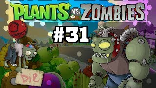 Plants VS. Zombies (ZomBoss 2nd Act) #31