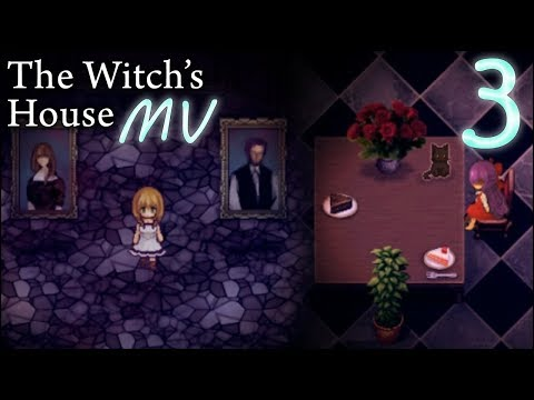 The Witch's House MV (Steam) - Part 3 | Flare Let's Play | Extra Mode, Ellen's Parents