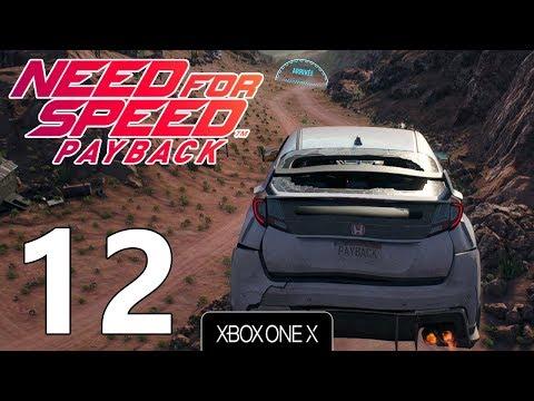NFS PAYBACK FR #12 Tout-Terrain (Xbox One X)