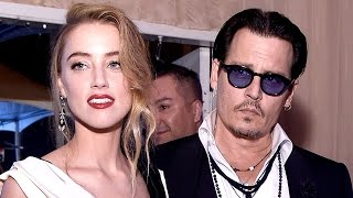 Johnny Depp & Amber Heard Divorcing, $400 Million Fortune & No Prenup!