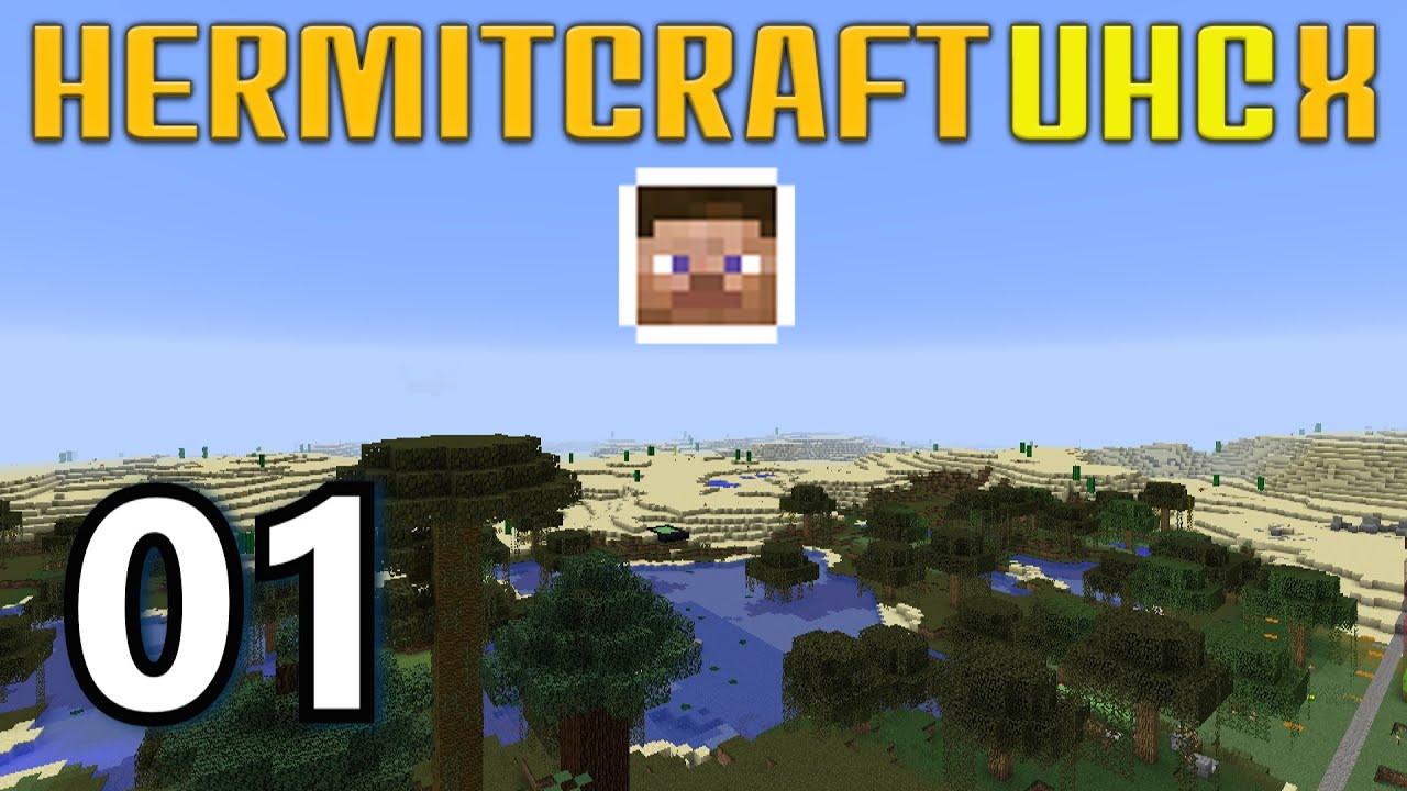 Minecraft Hermitcraft UHC 9 - Ep. 9- Mountain Maddness