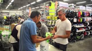 Kits da Corrida Cruzeiro do Sul são entregues