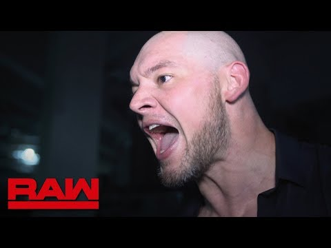 Why everyone should want to be Baron Corbin: Raw Exclusive, May 27, 2019