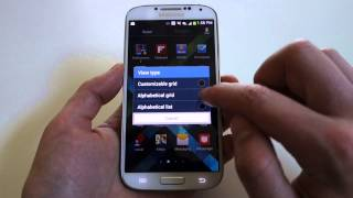 видео Samsung Galaxy S4 Review