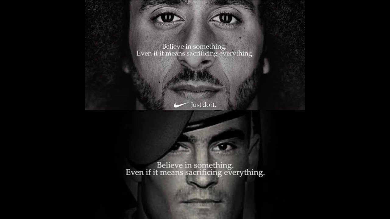 Believe In Something Even If It Means Sacrificing Everything Youtube