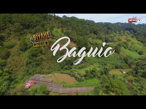 Biyahe Ni Drew: What's New In Baguio City? (full Episode)