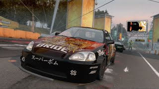 Need for speed Pro Street Gameplay Showdown Autobahnring