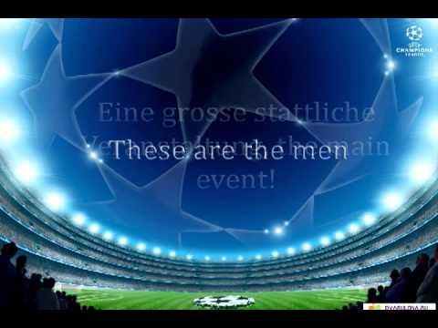 Гимн Лиги Чемпионов Uefa Скачать
