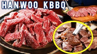 KOREAN BBQ and STREET FOOD at Haeundae Traditional Market in Busan South Korea