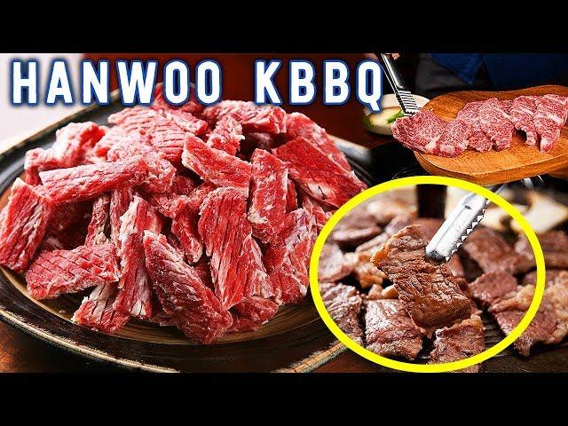 KOREAN BBQ and STREET FOOD at Haeundae Traditional Market in Busan South Korea
