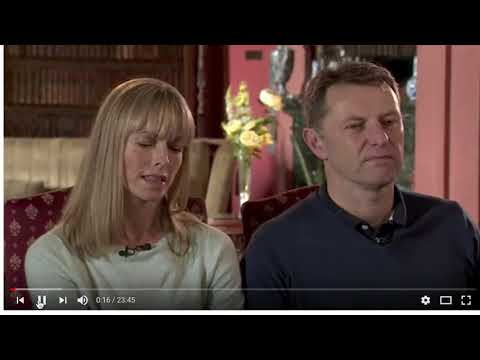 Face body reading: Madeleine McCann case