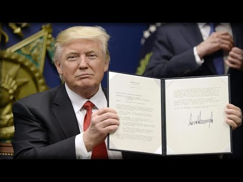 TRUMP'S NEW REVISED IMMIGRATION ORDER DROPS EXPLICIT LANGUAGE THAT IS TURNING HEADS ACROSS THE WORLD
