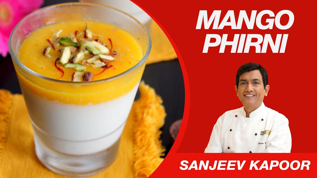 Mango phirni dessert recipe by sanjeev kapoor north indian mango phirni dessert recipe by sanjeev kapoor north indian delicacy youtube forumfinder Image collections