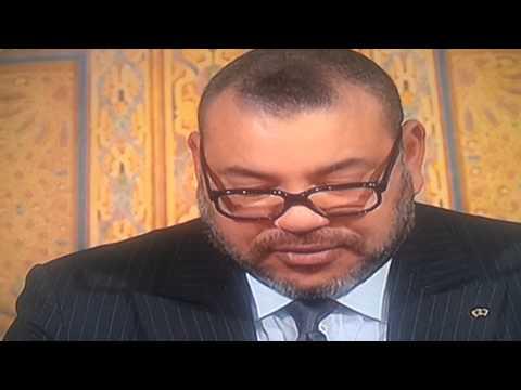 Maroc,le roi Med 6:le Maroc n' a pas de pétrole......