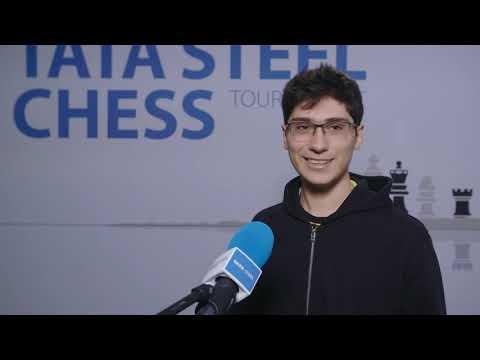 Alireza Firouzja - Post Round 2 Interview
