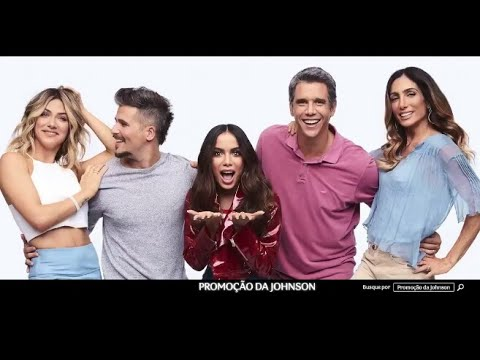 Promoção Da Johnson | Anitta - Comercial Johnson & Johnson.