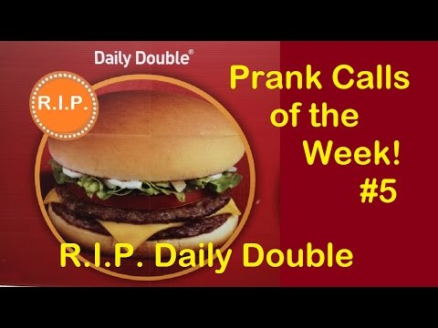 Prank Calls of the Week! #5 - October 25th 2015