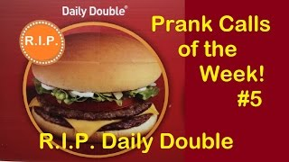 Prank Calls of the Week! #5 - October 25th 2015