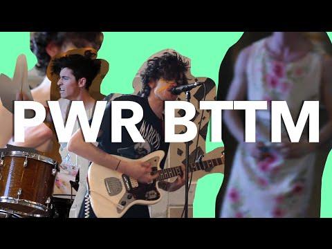 "PWR BTTM ""I Want A Boy"" | Field Trip (New York Hall of Science)"