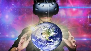 BERKUNJUNG KE RUMAH HASTA - Google Earth VR Indonesia HTC VIVE
