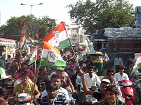 Devarshi shah khadiya congress leader