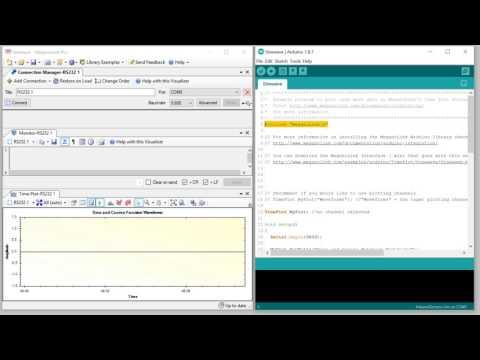 Plot, Graph and Share Arduino Data | Documentation | MegunoLink