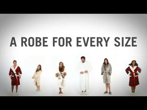 A Robe For Every Size