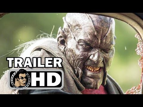 JEEPERS CREEPERS 3 Official Trailer #2 (2017) Horror Movie HD