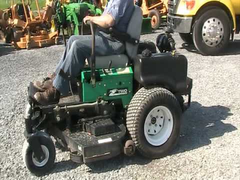 Lesco Commercial Plus Mower Youtube