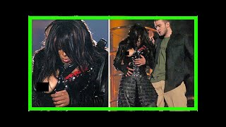 Super Bowl halftime show 2018: Remember Janet Jackson's epic nipple expose? Watch it HERE