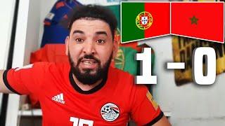 PORTUGAL VS MAROC 1-0 DEBRIEF BENATIA T ES NUL