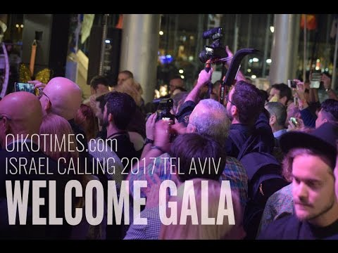 oikotimes.com: Welcome Gala / Israel Calling 2017