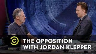 connectYoutube - The Opposition w/ Jordan Klepper - Jon Stewart Talks