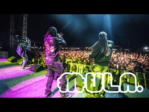 chief Keef Las Vegas HIGHTIMES Performance  crowd was to high  - video by @colourfulmula