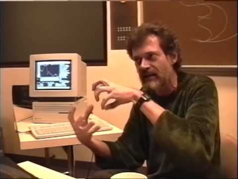 Terence McKenna Video Archive - #18: TimeWave Zero - Sound Photosynthesis (1995)