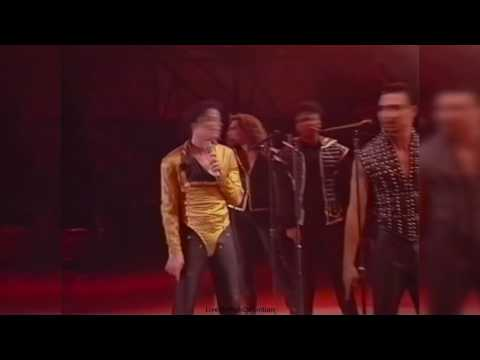 Michael Jackson - Jackson Five Medley - Live Bremen 1992 - HD