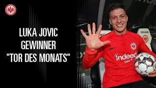 Luka Jovic erhält
