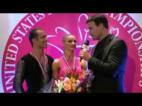 Riccardo Cocchi & Yulia Zagoruychenko Interview 2014 USDC