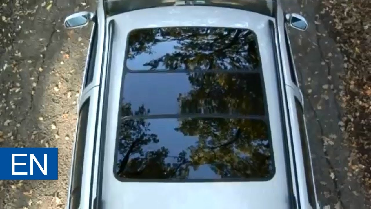 Webasto aftermarket sunroof  Hollandia 500  YouTube
